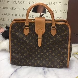 LOUIS VUITTON rivoli business bag monogram